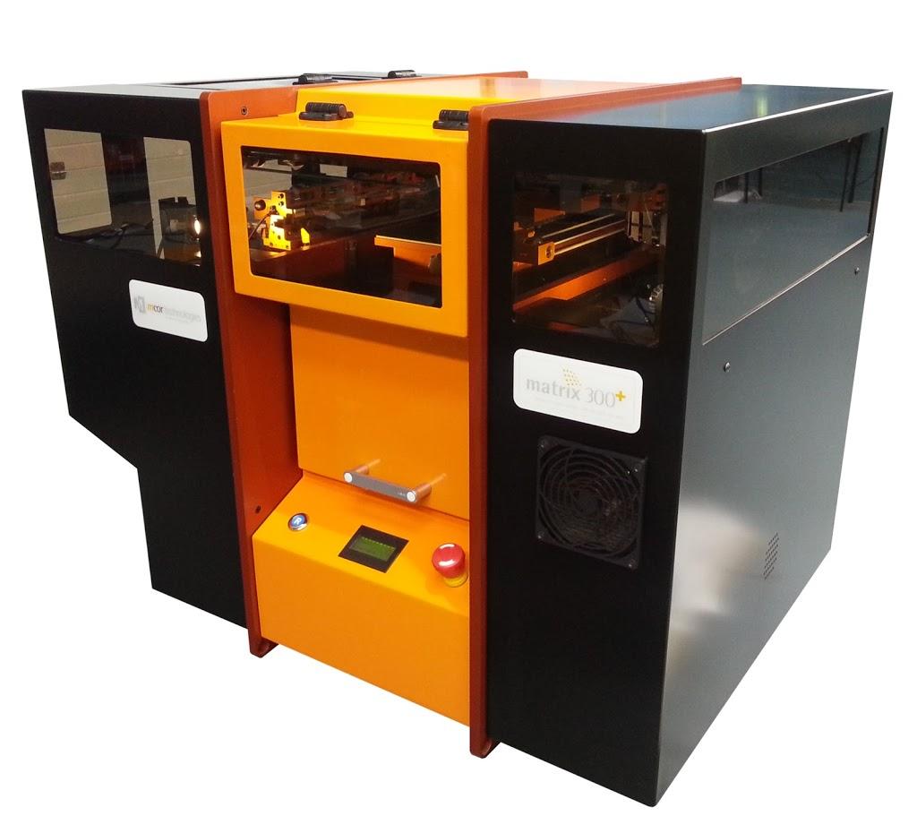 10 Unique 3D Printers: Iris By Mcor Technologies