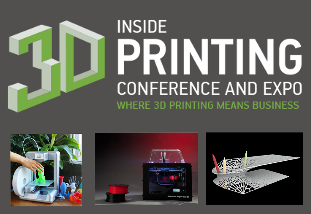D Printer Exhibition New York : Discussing the future of additive manufacturing inside d