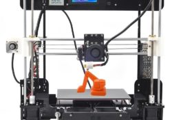 ALUNAR Prusa i3 Desktop 3D Printer Kit DIY