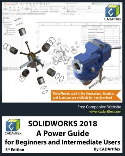 10 Top Solidworks 2018 Books 3d Engineer