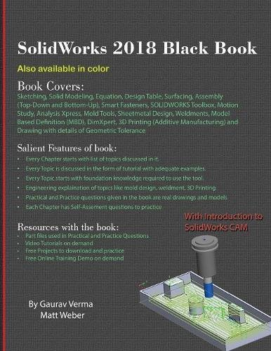 10 Top SolidWorks 2018 Books - 3D Engineer