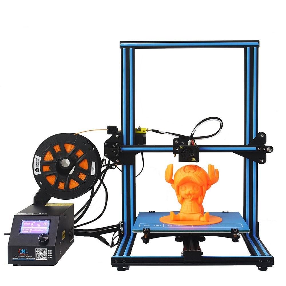 CCTREE Creality CR-10S 3D Printer Kit Review
