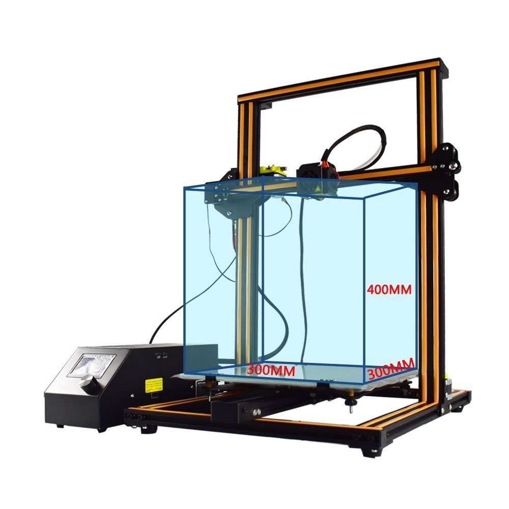 HICTOP CR-10S 3D Printer Review
